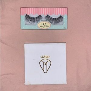 Eyelash bundle